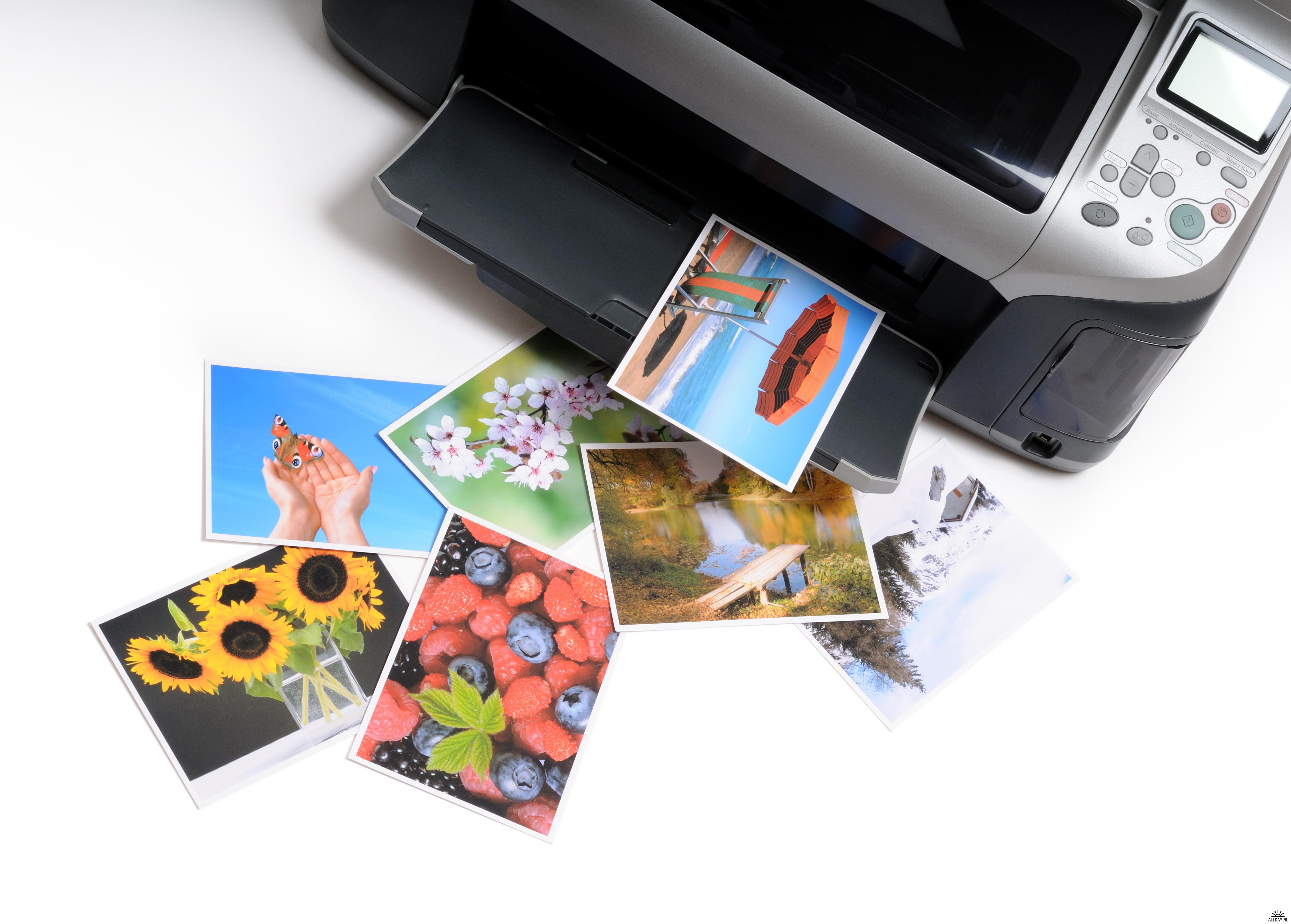 Печать фотографий в спб большого размера