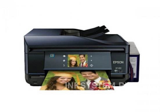 фото МФУ Epson Expression Premium XP-810 Refurbished с СНПЧ