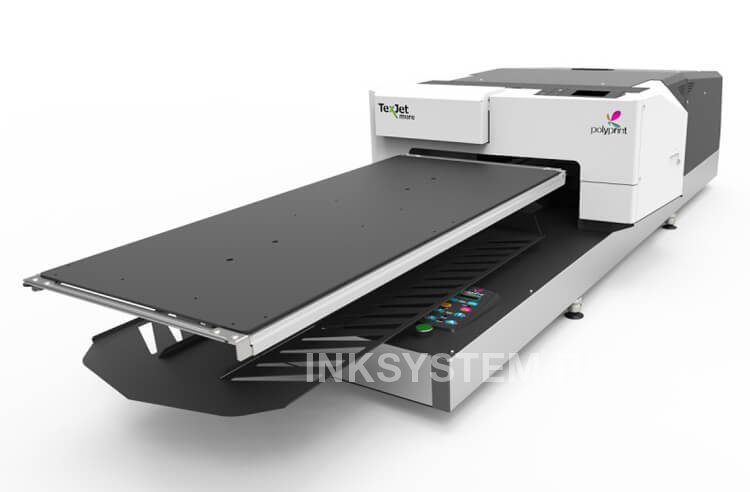 Текстильный принтер Polyprint Texjet More