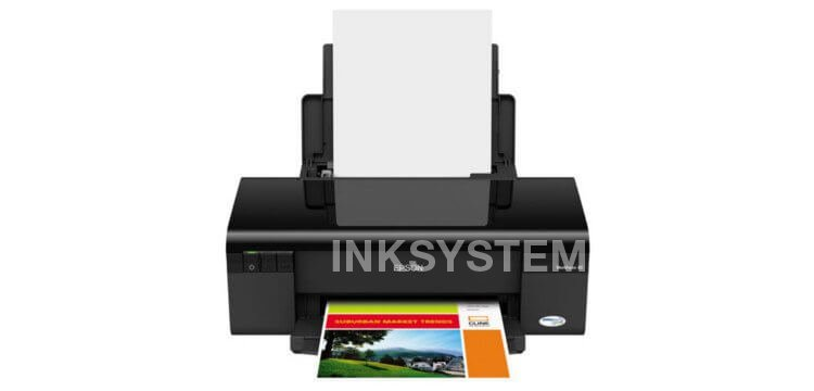EPSON Workforce 30 с СНПЧ 5