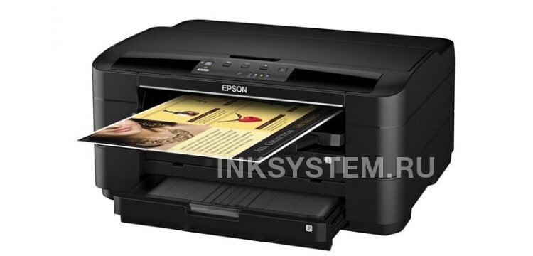 Epson WorkForce WF-7010 2